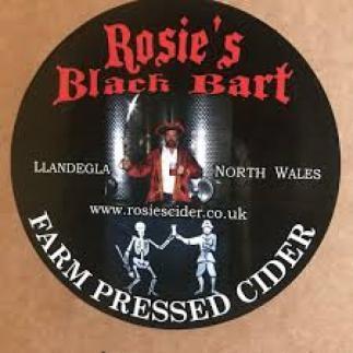 Black Bart, Rosies, Still Cider
