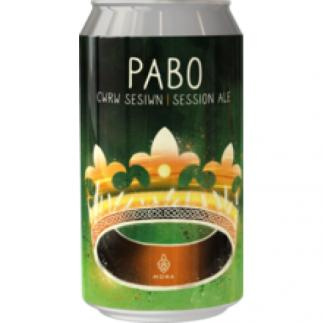 Bragdy Mona 440ml Can Pabo session ale 3.8%