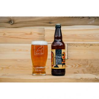 Cwrw Llyn Seithenyn Golden Beer, Welsh Craft Beer, Craft Beer