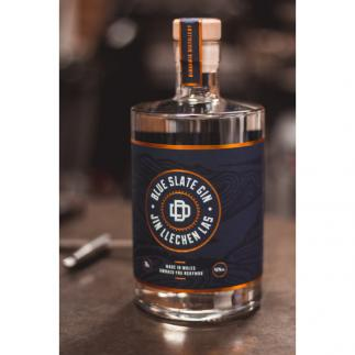 DinorwigDistilleryBlueSlateGin, CraftGin, WelshCraftGin, Gin, SmallBatchGin