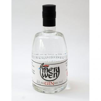 Merywen Gin, North Star Distillery, Welsh Craft Gin, Gin