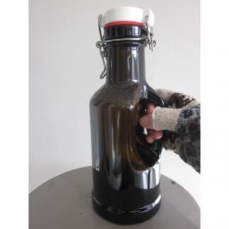 Beer Growler, Glass, 1 Litre