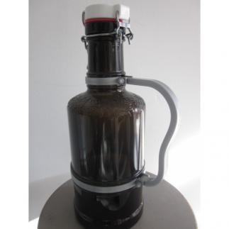 Beer Growler, 2 Litre, Glass