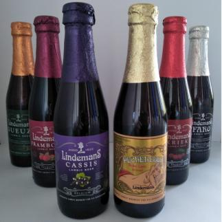 Lindemans Framboise 35.5cl 2.5% x 6 Bottles