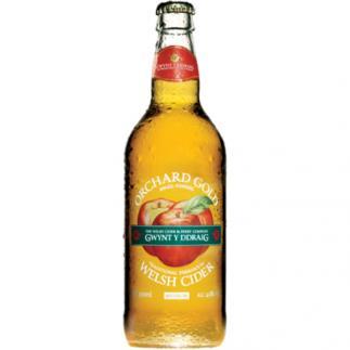 Gwynt Y Ddraig, Orchard Gold, Welsh Cider