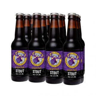 Purple Moose Black Rock Stout 4.2%