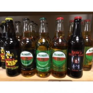RosiesCider, WickedWasp, CraftCider, WelshCraftCider