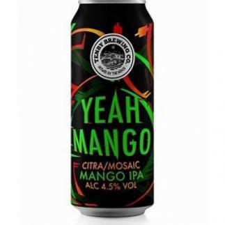 Tenby Brewing Yeah Mango IPA 4.5% abv 440ml can