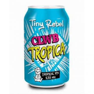 Tiny Rebel, Clwb Tropica  5.5% 330ml Can