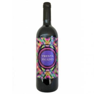 Trenta Picades red wine 15% vol