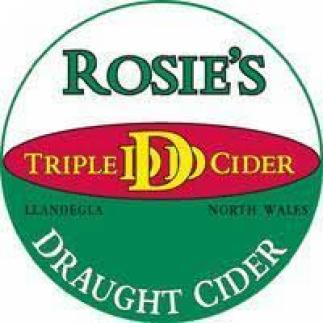 RosiesCider, TripleDDD, SweetCider, CraftCider, WelshCraftCider