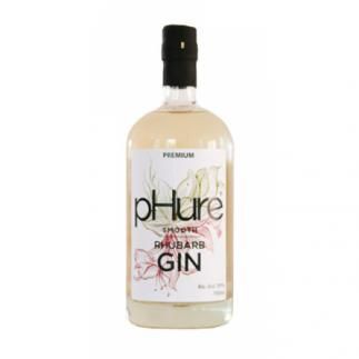 pHure, welsh craft gin, craft gin, gin