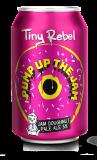 TinyRebelPumpuptheJam, CraftBeer, WelshCraftBeer, CraftCans, tinyRebel, TinyRebelBeers